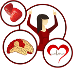body mind health logo