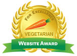 vegetarian nutrition award