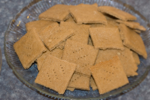 Oat Thin Crackers